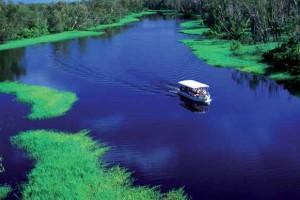 Guluyambi Cruise on Magela Creek
