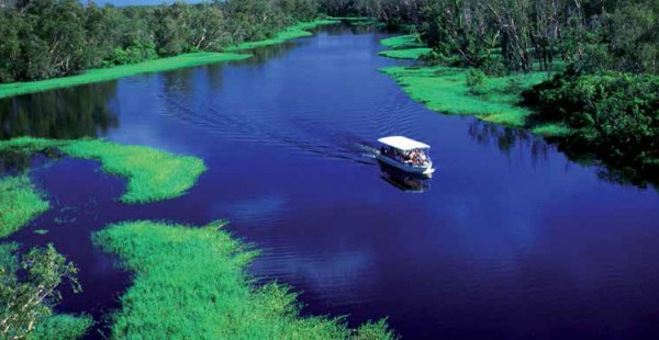 Guluyambi Cruise on Magela Creek
