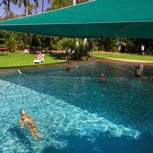 Swimming pool Aurora Kakadu Lodge