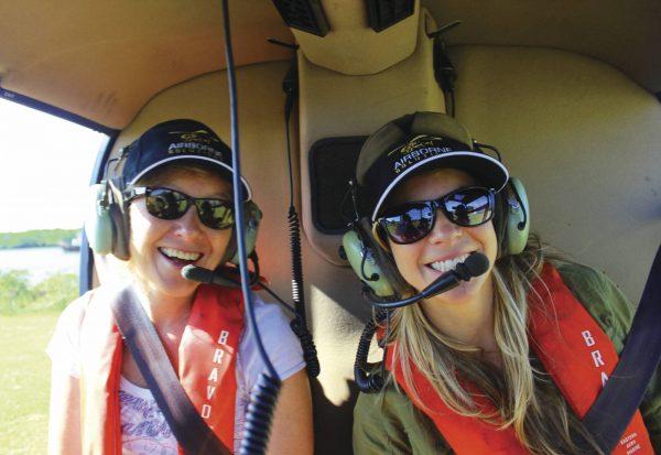 Kakadu Heli Tour Departing Darwin